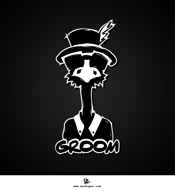 Groom by Marko Por