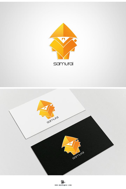 Samurai Logo by Marko Por